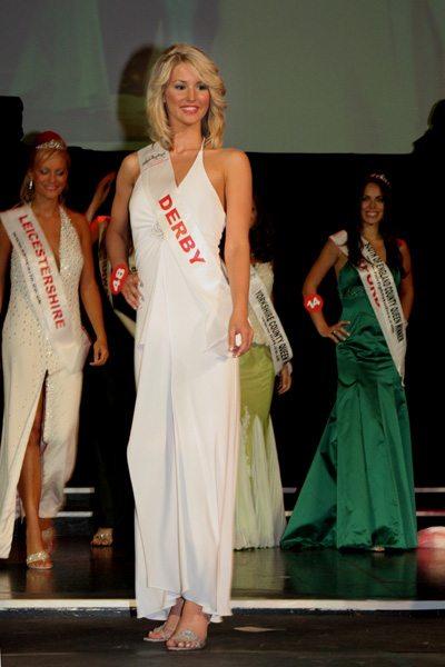 Miss England Danica