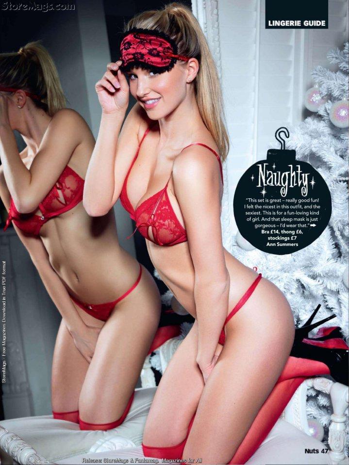 danica thrall nuts magazine uk